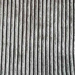 Sample of Corduroy Grey