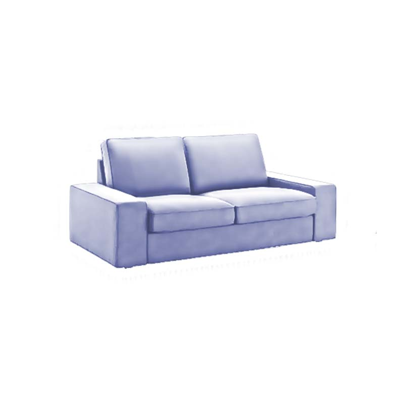 Kivik 2 Seater Sofa Cover