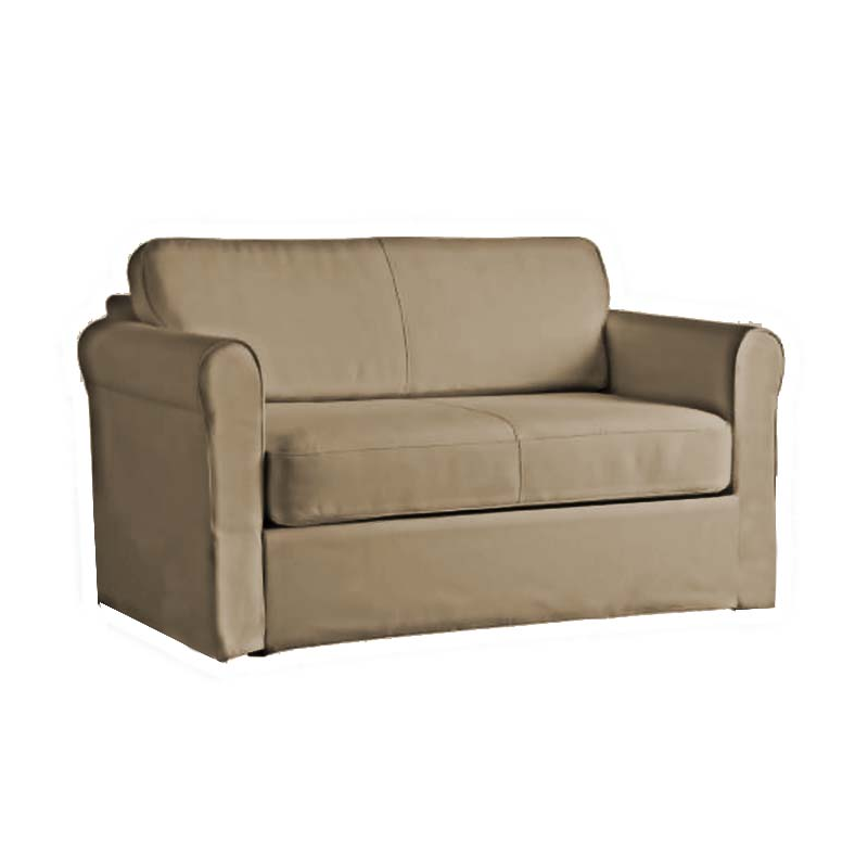 Housse hagalund canap convertible for Housse canape velours