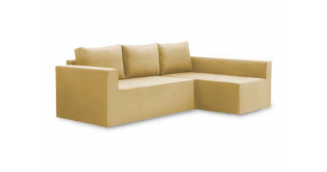Manstad Corner Sofa Bed Right Telas Del Sur
