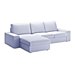 Kivik 2 places Chaiselongue