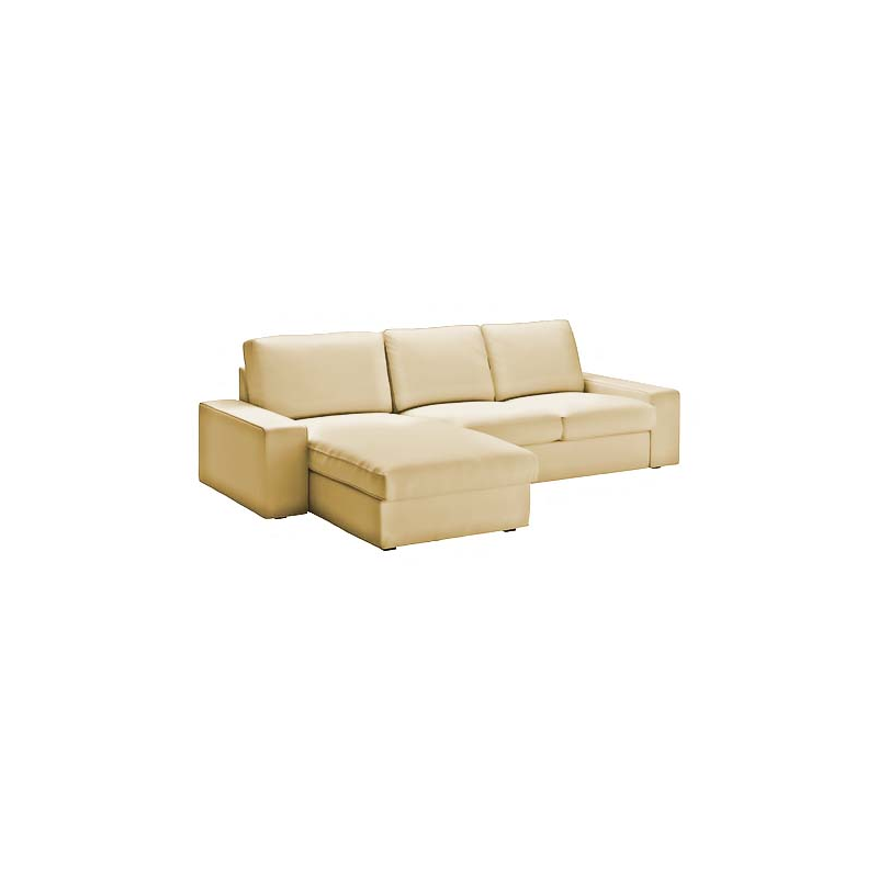 Funda para sof kivik 2 plaza chaiselongue for Sofa kivik 2 plazas
