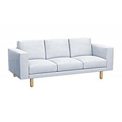 Norsborg 3 seater sofa cover