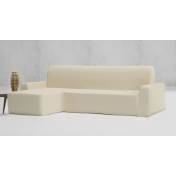 Universal strecht slipcover Chaiselongue left