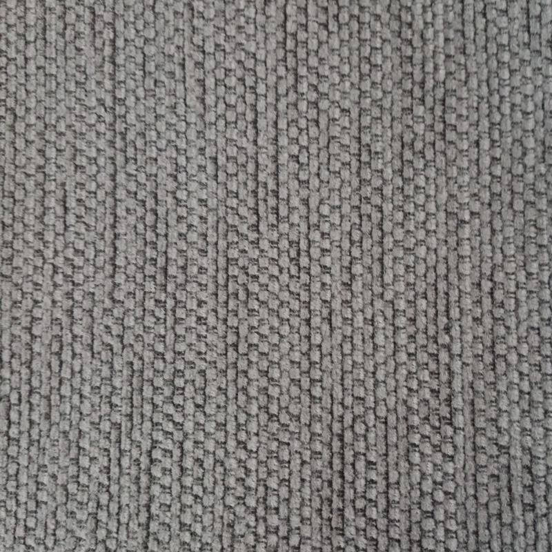 Chenille Medium Grey