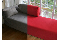 A chaise longue where you want to read